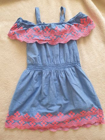 Sukienka smyk 98roz.