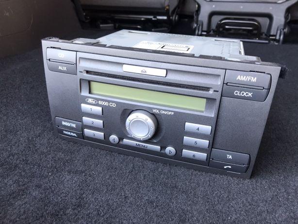 Radio MONDEO / FOCUS Ford Focus C-max + KOD