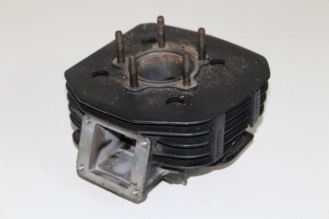 2 CAGIVA W8 125 cylinder