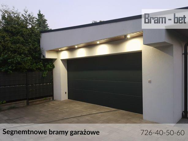 ŁÓDŹ - Brama Garażowa Brama Segmentowa Producent