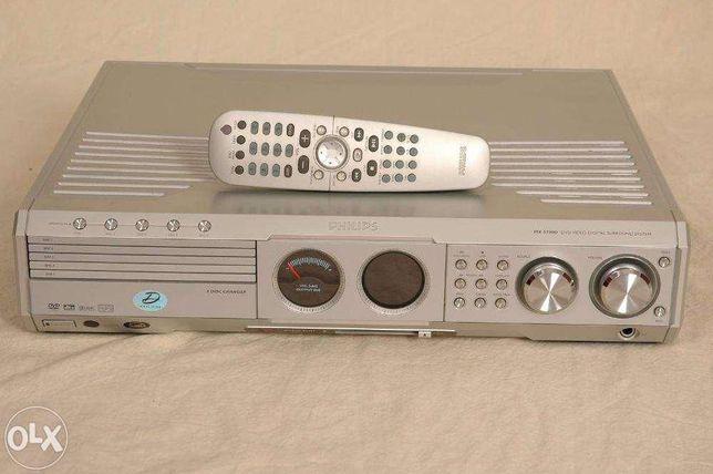 amplificador philips mx5700d