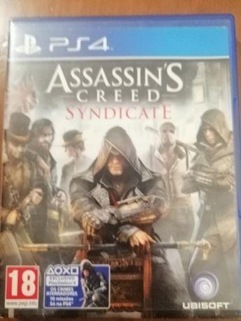 Jogos PS4 usados