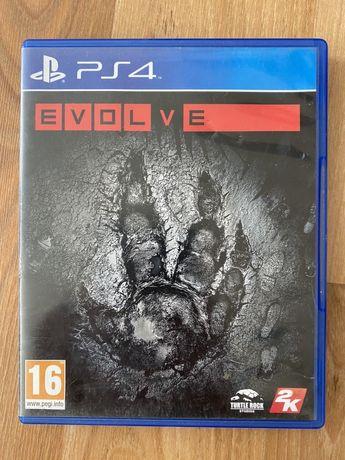 Evolve ps4 pl