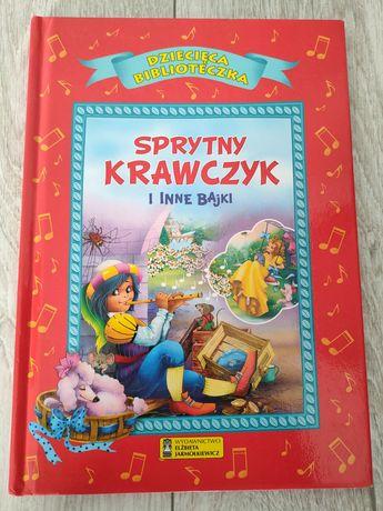 Książka Sprytny Krawczyk i inne bajki