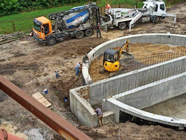 Будівельні послуги Підготовчі роботи на будмайданчику. Земляні роботи