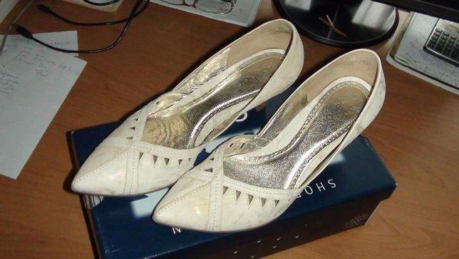 Туфли модельные кожаные GABOR. 39 р., Австрия высокое качество