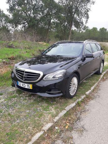 Mercedes-benz E300 hybrido