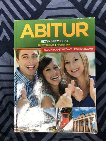 Abitur j.niemiecki repetyorium poziom podstaowowy i rozszerzony