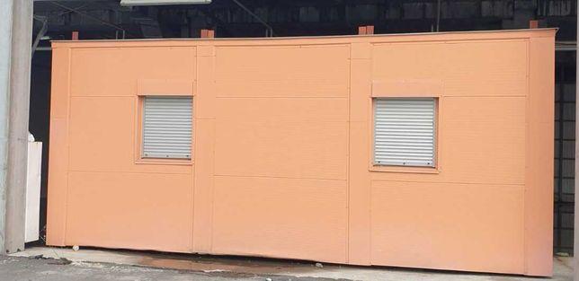 Продам вагончики-офис, готовые конструкции