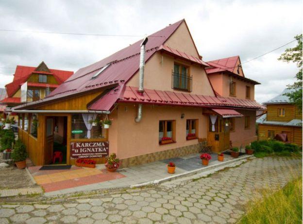 Pokoje u Ignatka