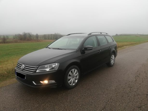 VW PASSAT B7 2.0tdi