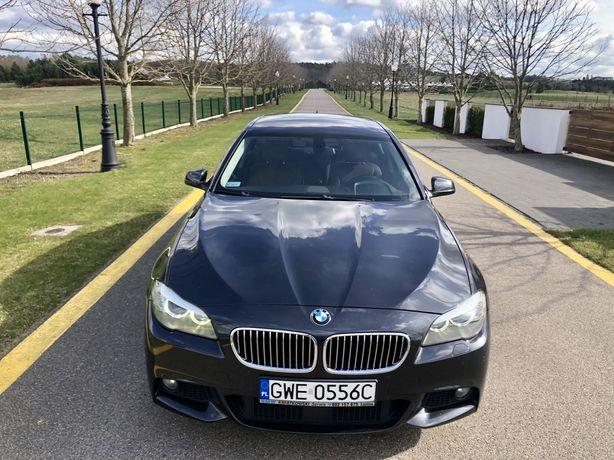 BMW 5 F10, M PAKIET, 100%oryginalny przebieg bezwypadkowy!!!