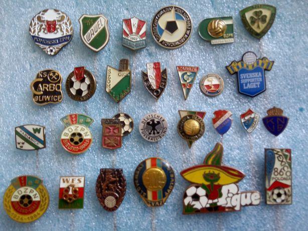 Odznaki przypinki piny sportowe