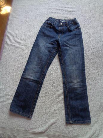 Spodnie jeans rozm 140 Palomino Jak Nowe