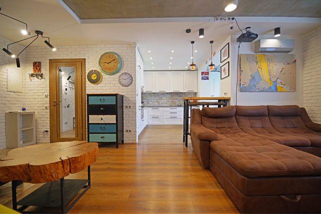 3-х комнатная, двухуровневая квартира Львовский маеток, Уютный квартал
