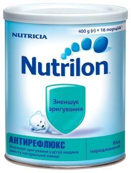 Сухая молочная смесь Nutrilon Антирефлюкс, 400 г