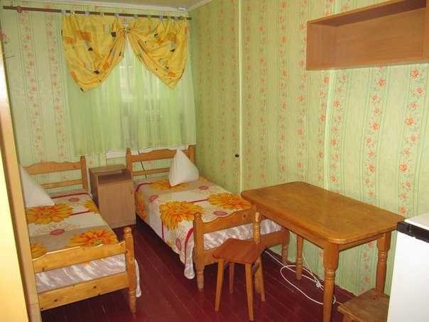 Отдых Кирилловка, домики, жилье на Федотовой косе