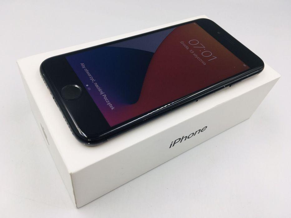 iPhone 7 128GB MATTE BLACK • NOWA bateria • GWA 1 MSC • AppleCentrum Wrocław - image 1
