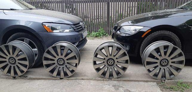 Б/у диски R 19 с Volkswagen Passat В7