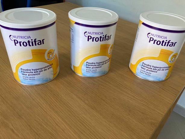 Suplemento Protifar - pó proteico (ainda selado)