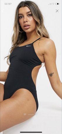 Синий Спортивный купальник Nike оригинал