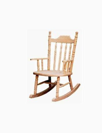 • Cadeira de baloiço