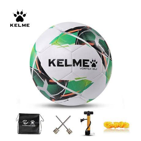 Футбольный мяч KELME+аксессуары в подарок