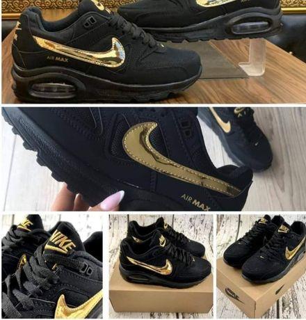 Adidasy czarne damskie