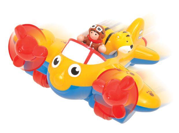 Самолет Джонни Джангл WOW Toys