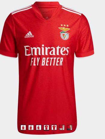 Camisola Principal 21/22 do Benfica