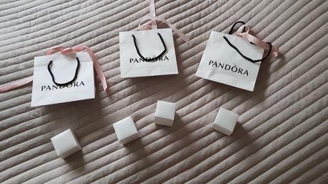 Opakowania pudełka prezent Pandora