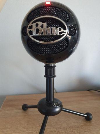 Mikrofon pojemnościowy Blue Snowball USB