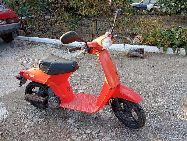 Скутер Хонда такт 09