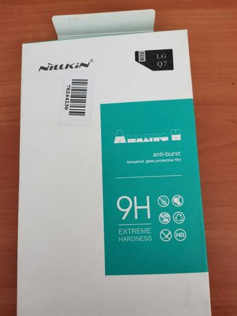 Защитное стекло nillkin LG Q7
