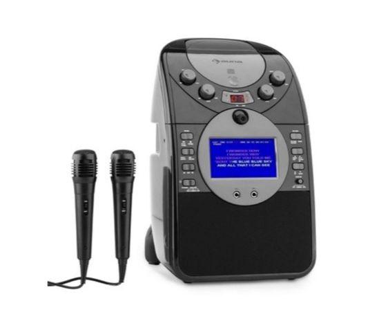 Karaoke Auna / z kamerą / 2 mikrofony