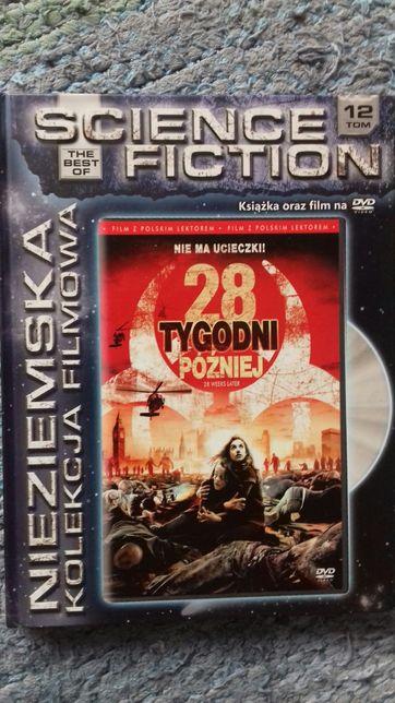 """film DVD """"28 tygodni później"""" kultowy film"""