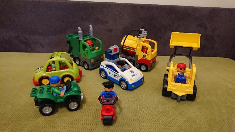 Pojazdy Lego Warszawa - image 1