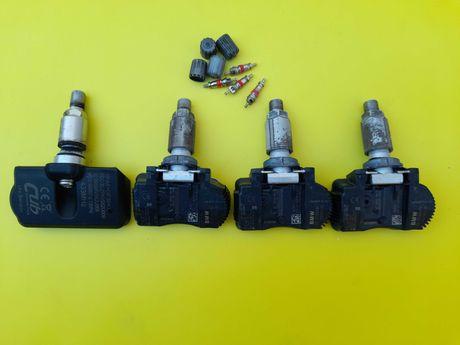 4 Válvulas e sensor de pressão, para BMW e Mini, para ligar computador