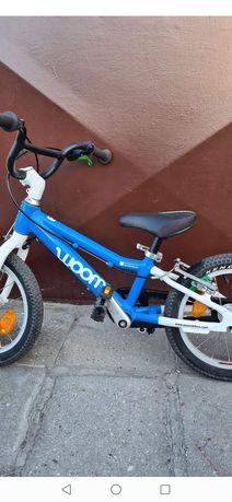Rower woom 2 niebieski