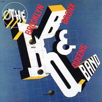 The Brooklyn, Bronx & Queens Band - Vinil