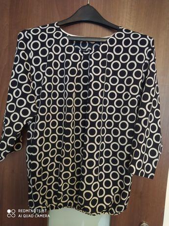 Bluzka 46 elegancka