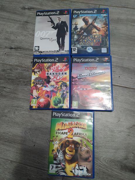 Gry PlayStation 2