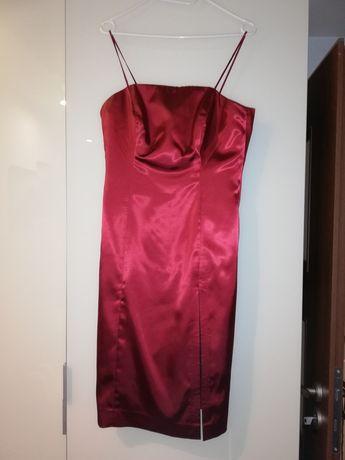 Sukienka wieczorowa r. 38