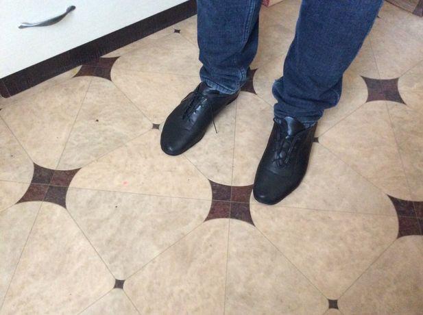 Продам туфли танцевальные.
