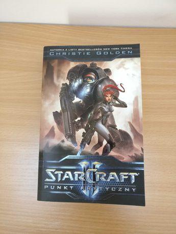 Książka Blizzard StarCraft: Punkt Krytyczny