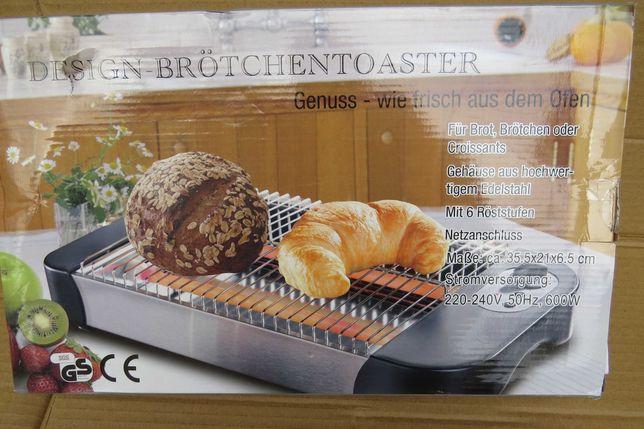 Grzejnik-podgrzewacz produktow piekarniczych