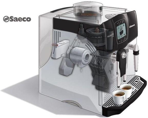 Ремонт кофеварок Saeco, Jura, Delonghi, Bosch, Siemens, Krups, AEG.