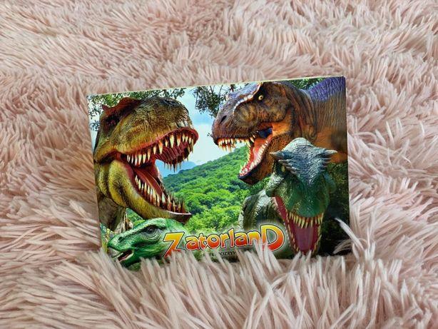 Książka - Dinozaury - Zatorland - NOWA!