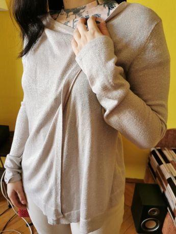 Blyszczacy sweterek