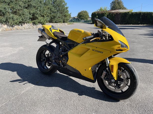 Ducati 1098 evo akrapovic full exhaust